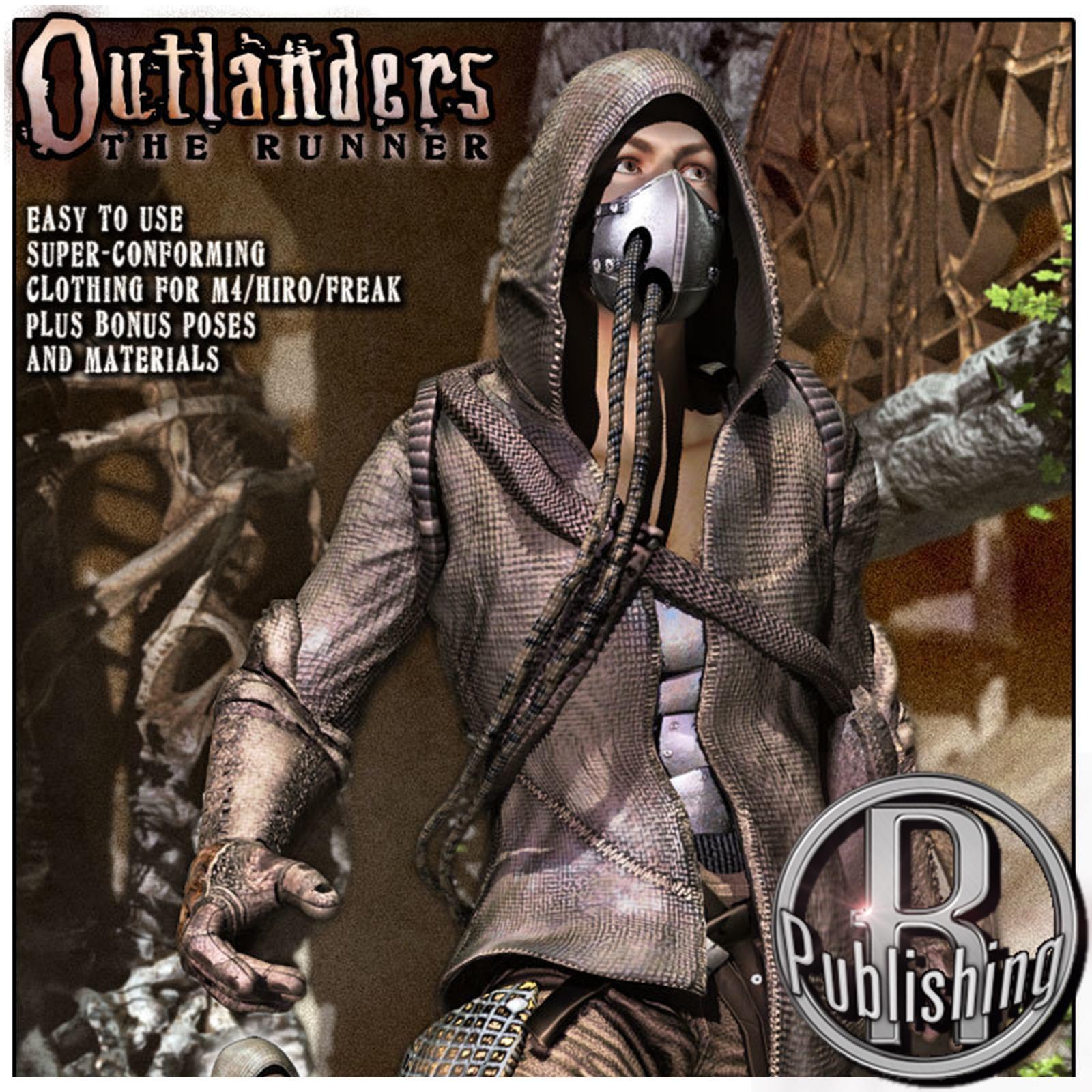 Outlanders: The Runner