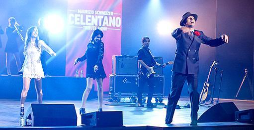 «Авторадио» приглашает на Celentano Tribute Show - Новости радио OnAir.ru