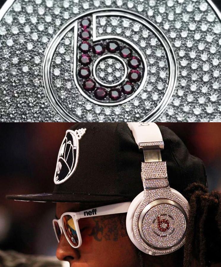Наушники Beats by Dre