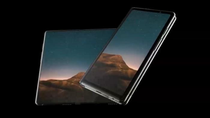 Складной смартфон Samsung будет иметь тройную камеру