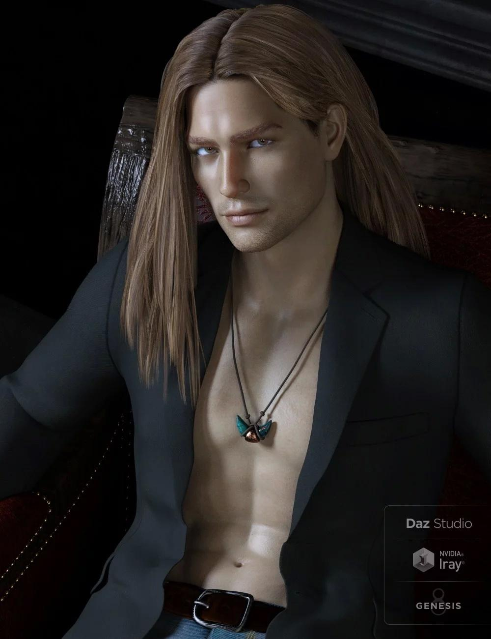 Nikolai for Dain 8 and Genesis 8 Male