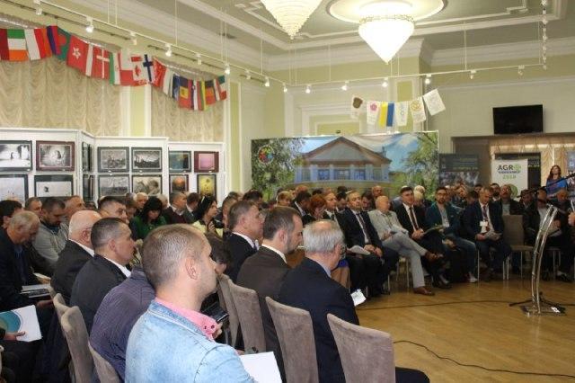 На Рівненщині  пройшов перший Міжнародний аграрний форум «AGRORIVNE 2018»