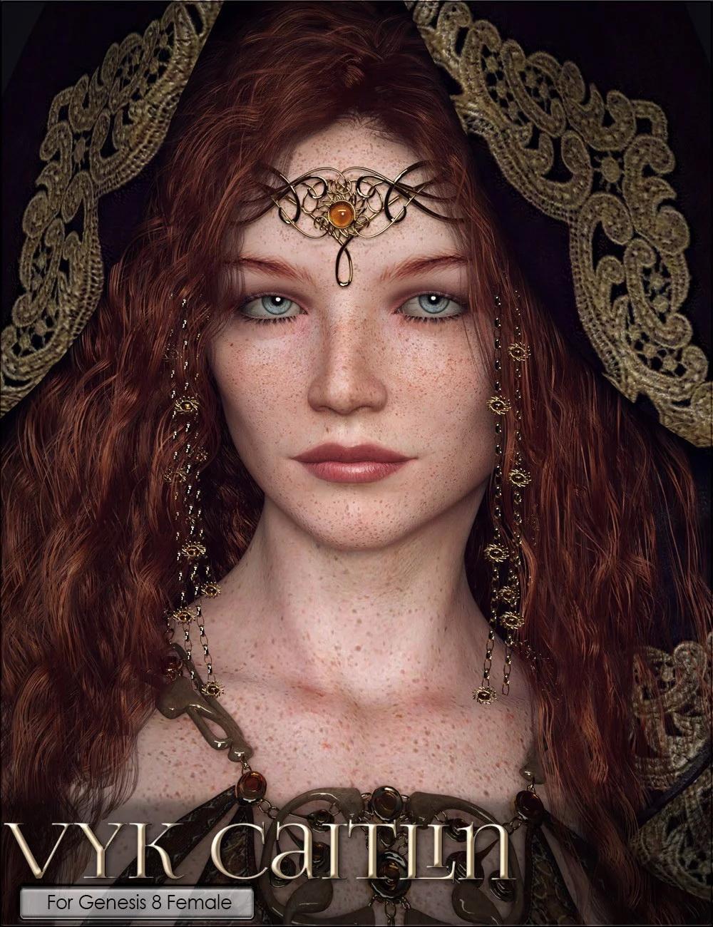VYK Caitlin for Genesis 8 Female