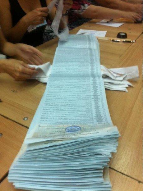 """В Кривом Роге начали регистрировать кандидатов в мэры, - """"Опора"""" - Цензор.НЕТ 1771"""
