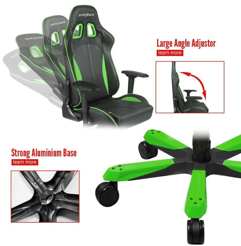кресло DXRACER - OH/KS57/NE (new-2017)