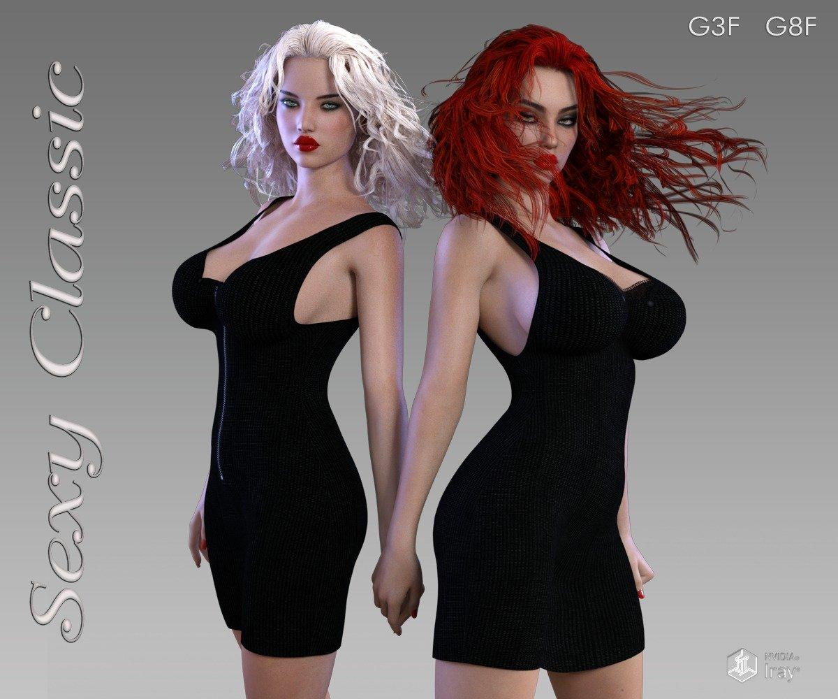 Sexy Classic G3F G8F