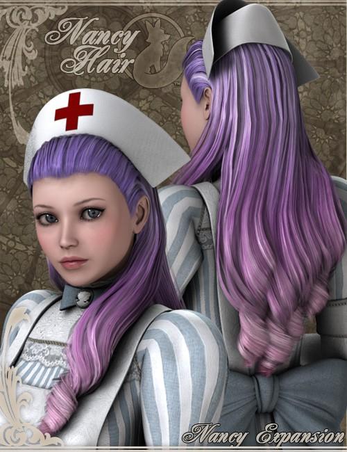Nancy Hair Expansion