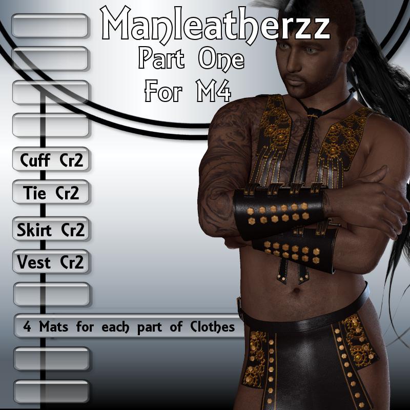 Manleatherzz Part 1