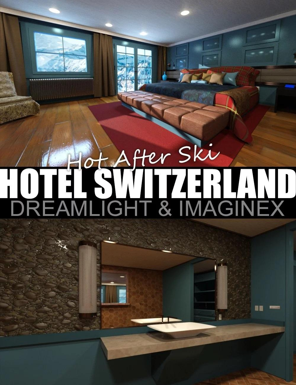 Hotel Switzerland - Hot After Ski