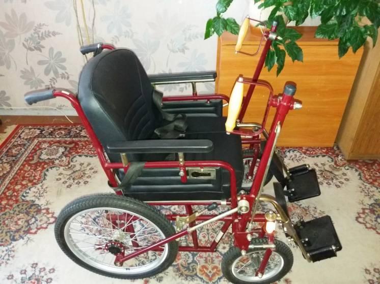 Электропривод для коляски.