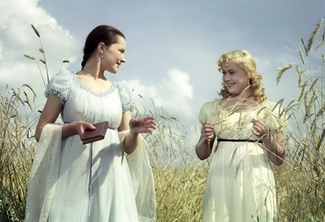 Дамы эпохи №48 - Татьяна Ларина
