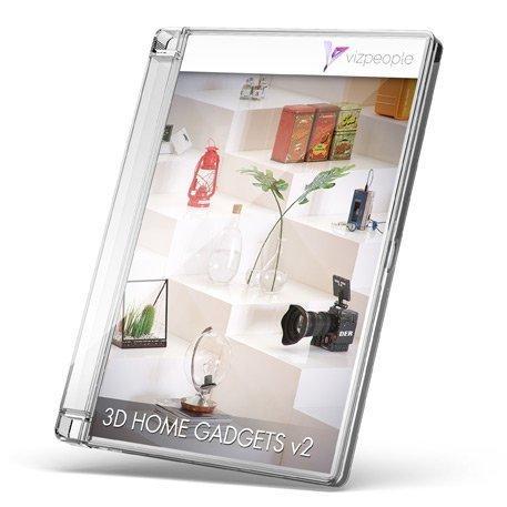 3D Home Gadgets v2
