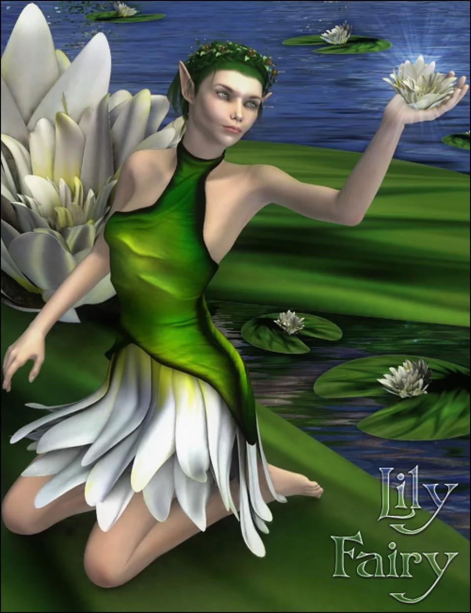 Lily Fairy V4