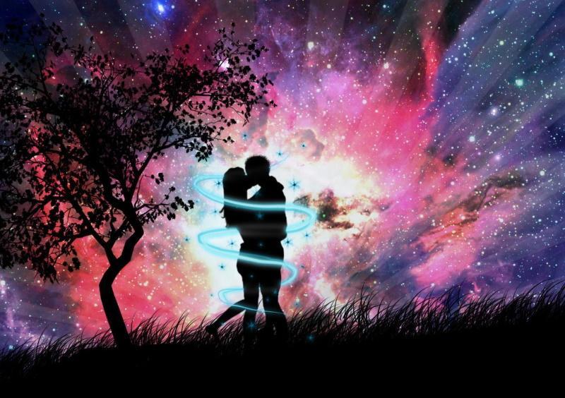 Любовь спасает мир