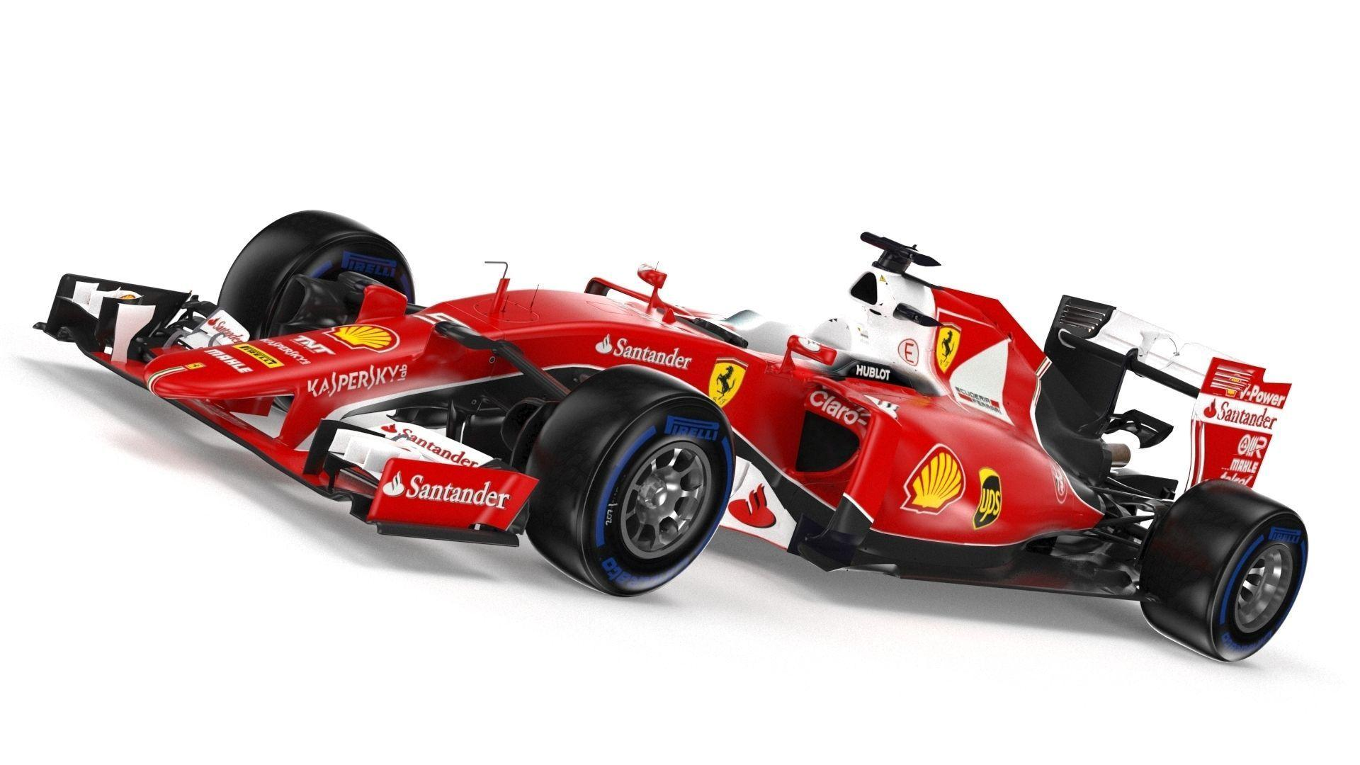 Ferrari SF15-T Formula 2015