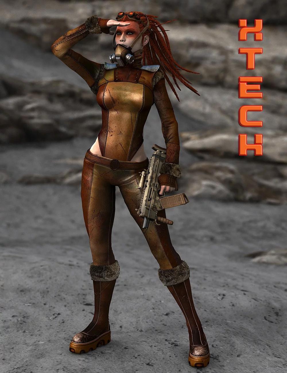 XTech for Genesis 2 Female(s)