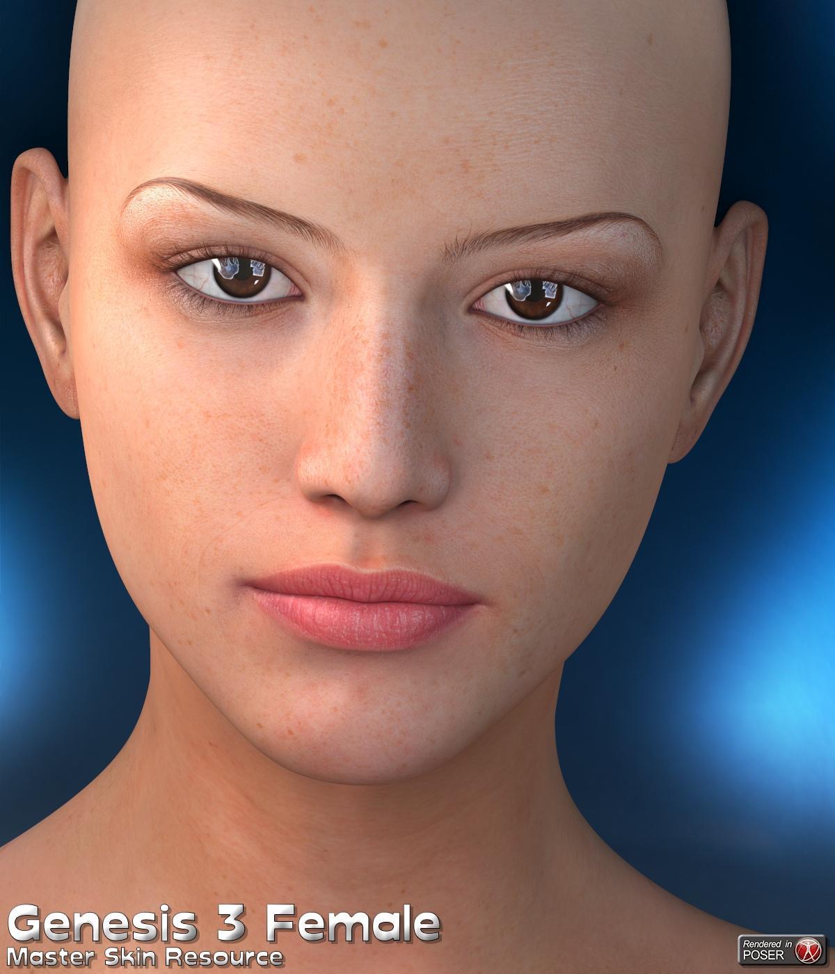 Master Skin Resource 10 - Genesis 3 Female + Genesis 8 Female