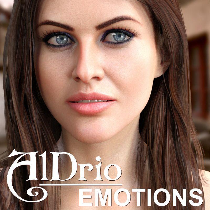 AlDrio Emotions G8F