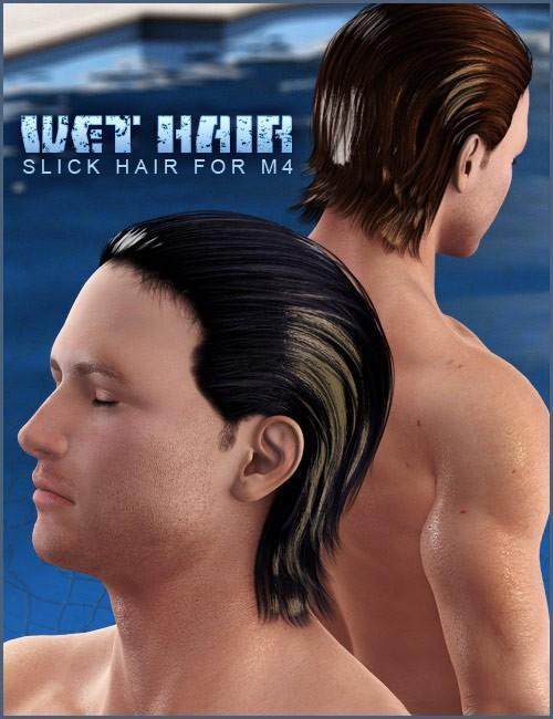 Wet Hair for M4
