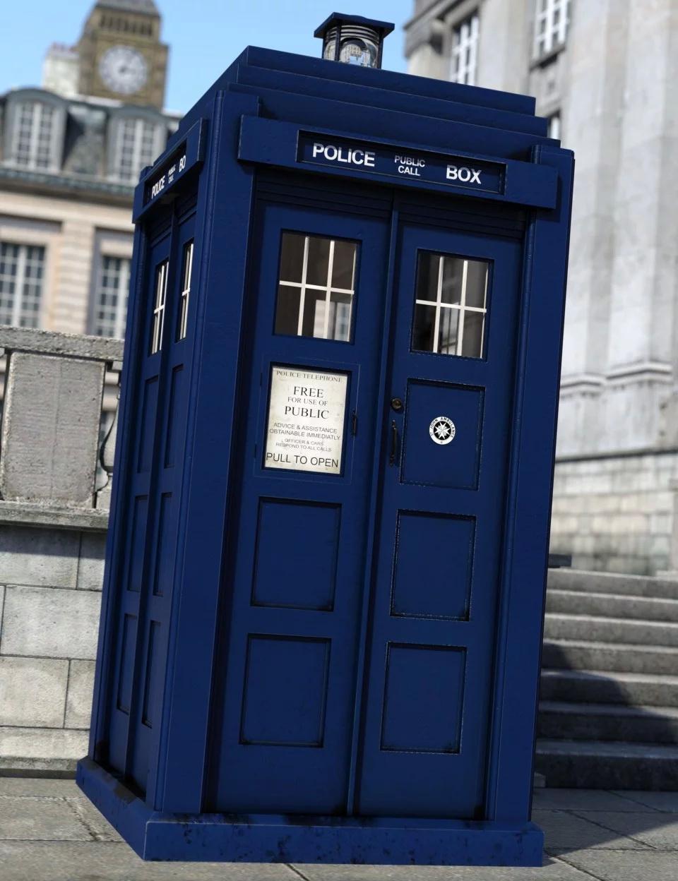 Historic Police Box