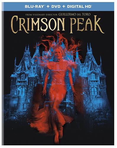 Багровый пик/Crimson Peak