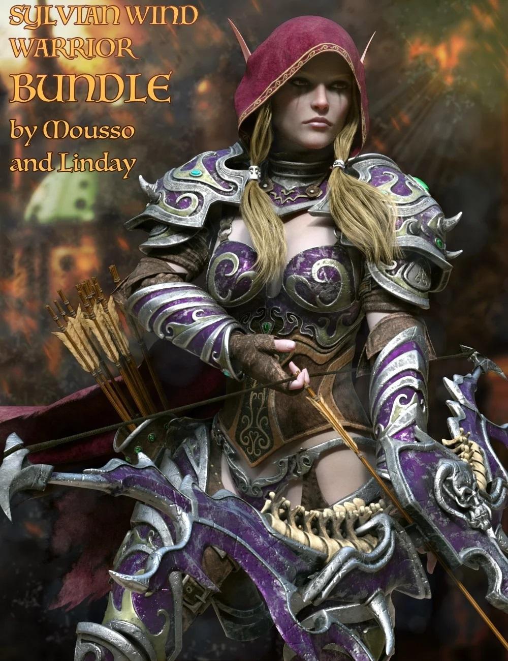 Sylvian Wind Warrior Bundle
