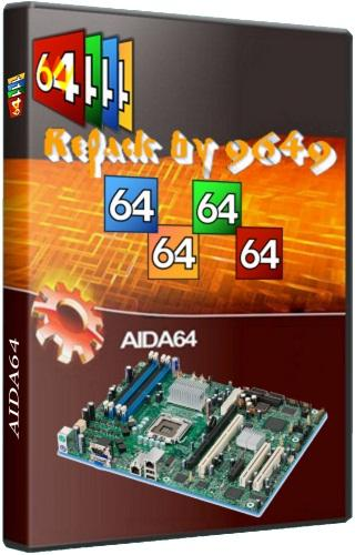AIDA64 6.00.5100 RePack & Portable by 9649