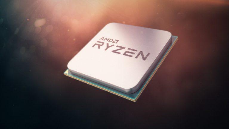 Два новых процессора Ryzen имеют увеличенную частоту