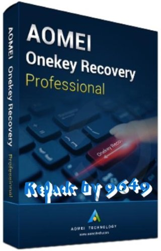 AOMEI OneKey Recovery 1.6.3 RePack & Portable by 9649