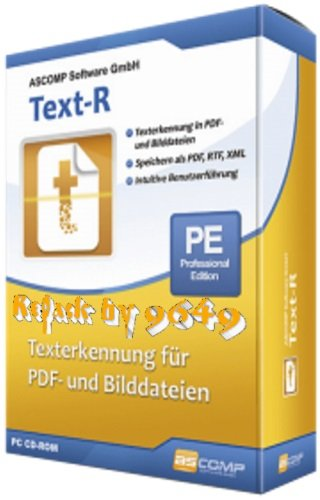 ASCOMP Text-R Pro 1.100 RePack & Portable by 9649