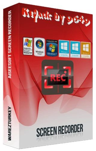 Aiseesoft Screen Recorder 2.2.28 RePack & Portable by 9649