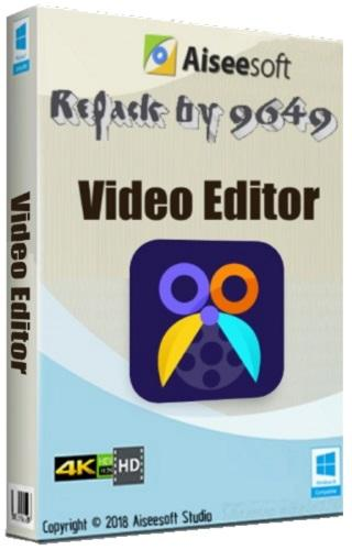 Aiseesoft Video Editor 1.0.10 RePack & Portable by 9649