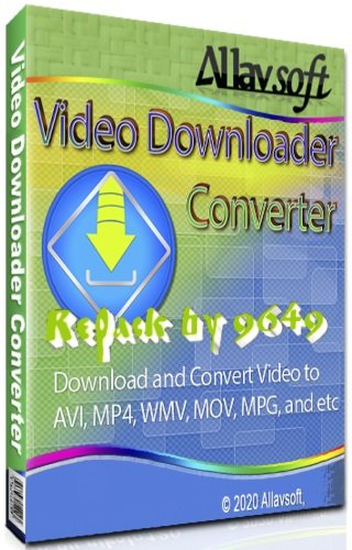 Allavsoft Video Downloader 3.23.3.7724 RePack & Portable by 9649