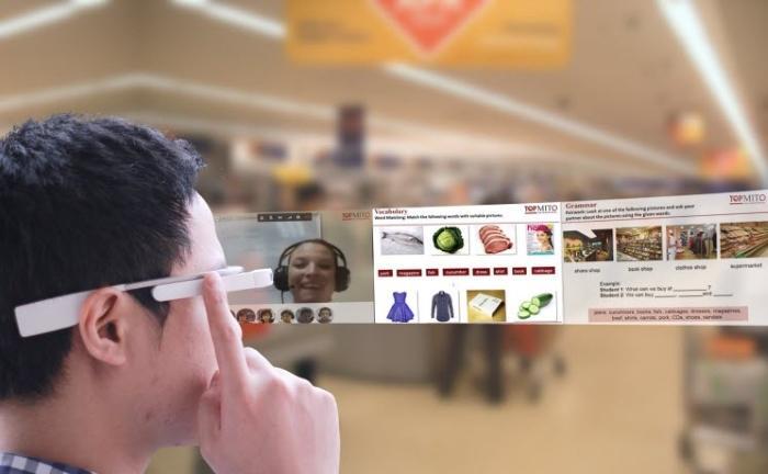 Американцы не восприняли Google Glass