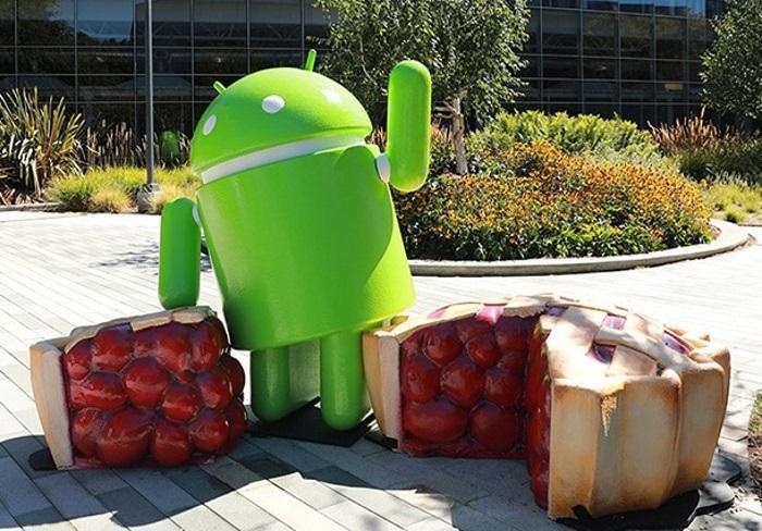 Android 9 Pie добавляет поддержку формата HEIF