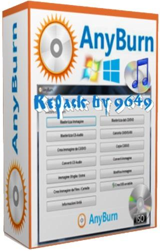 AnyBurn 5.2 RePack & Portable by 9649