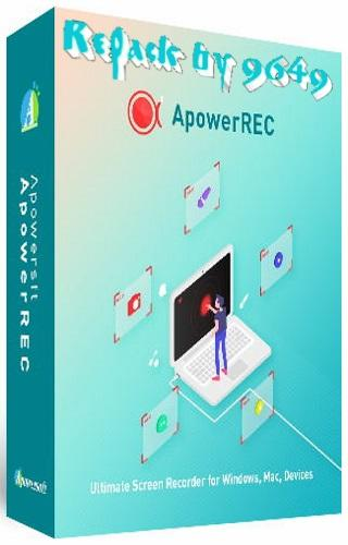ApowerREC 1.3.6.7 RePack & Portable by 9649