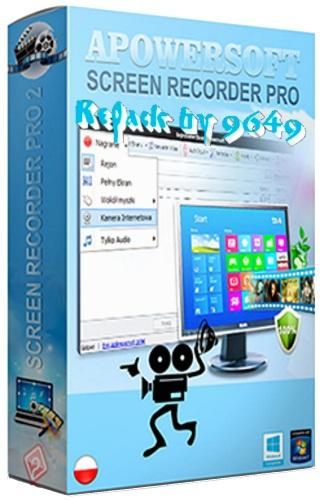 Apowersoft Screen Recorder Pro 2.3.8 RePack & Portable by 9649
