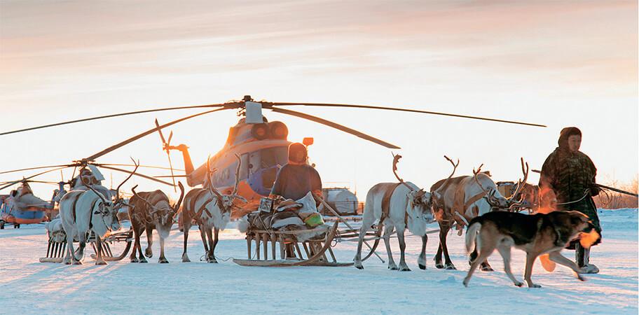 У российской Арктики может появиться своё радио - Новости радио OnAir.ru