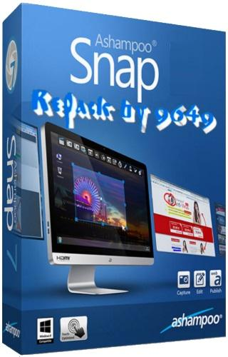Ashampoo Snap 11.0.0 RePack & Portable by 9649