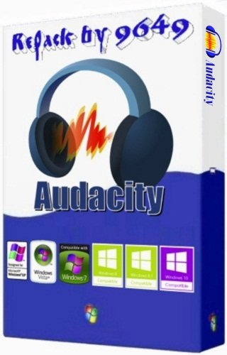 Audacity 3.0.0 RePack & Portable by 9649