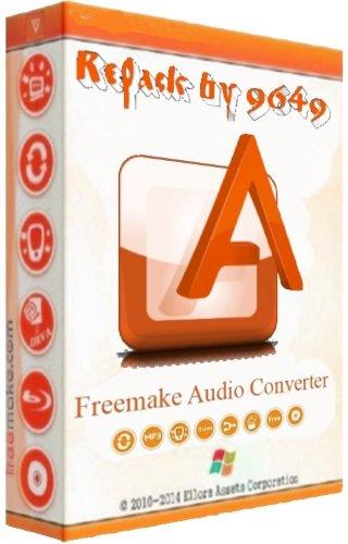 Freemake Audio Converter 1.1.9.9 RePack & Portable by 9649