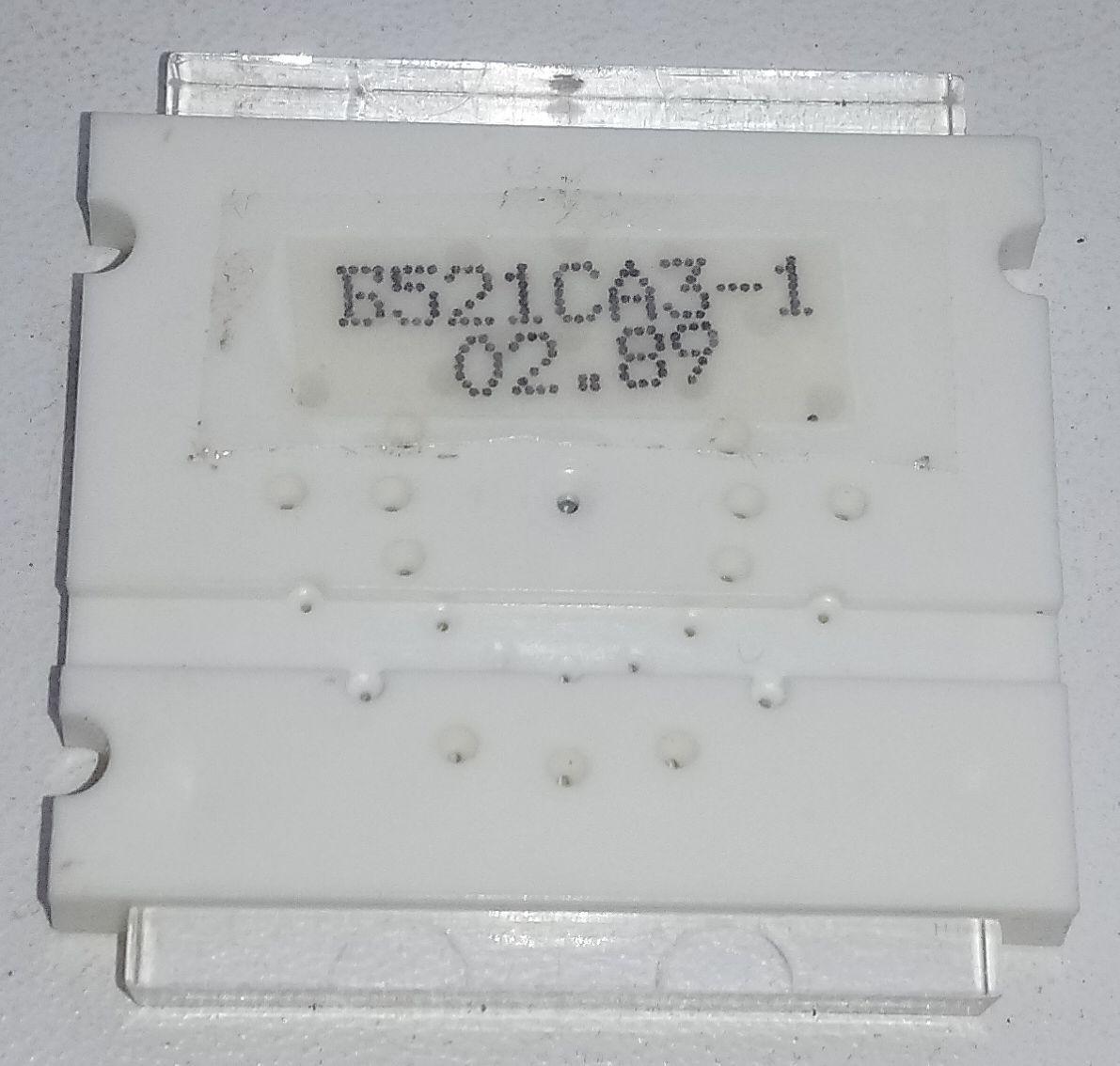 микросхема Б521СА3-2