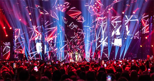 Big Love Show 2019 состоялось - Новости радио OnAir.ru