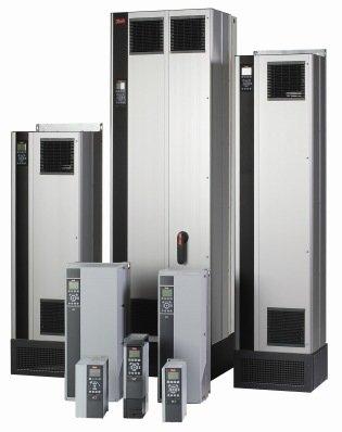 Частотный преобразователь VLT HVAC Drive FC 102