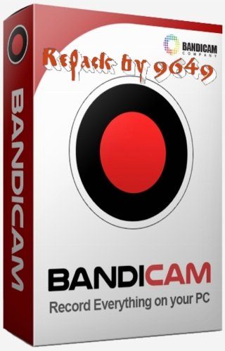 Bandicam 5.1.0.1822 RePack & Portable by 9649