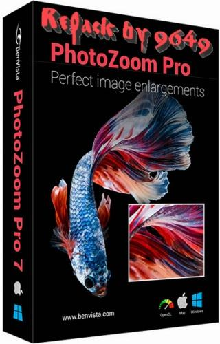 Benvista PhotoZoom Pro 8.0.6 RePack & Portable by 9649