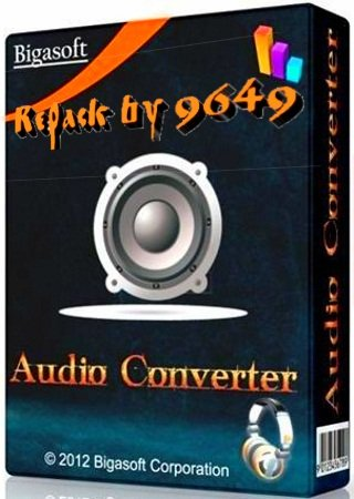 Bigasoft Audio Converter 5.5.0.7676 RePack & Portable by 9649