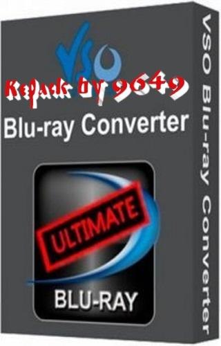 VSO Blu-ray Converter Ultimate 4.0.0.92 RePack & Portable by 9649
