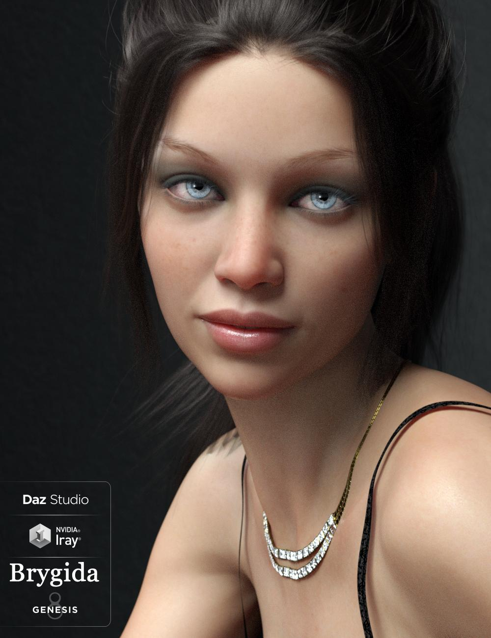 Brygida For Genesis 8 Female